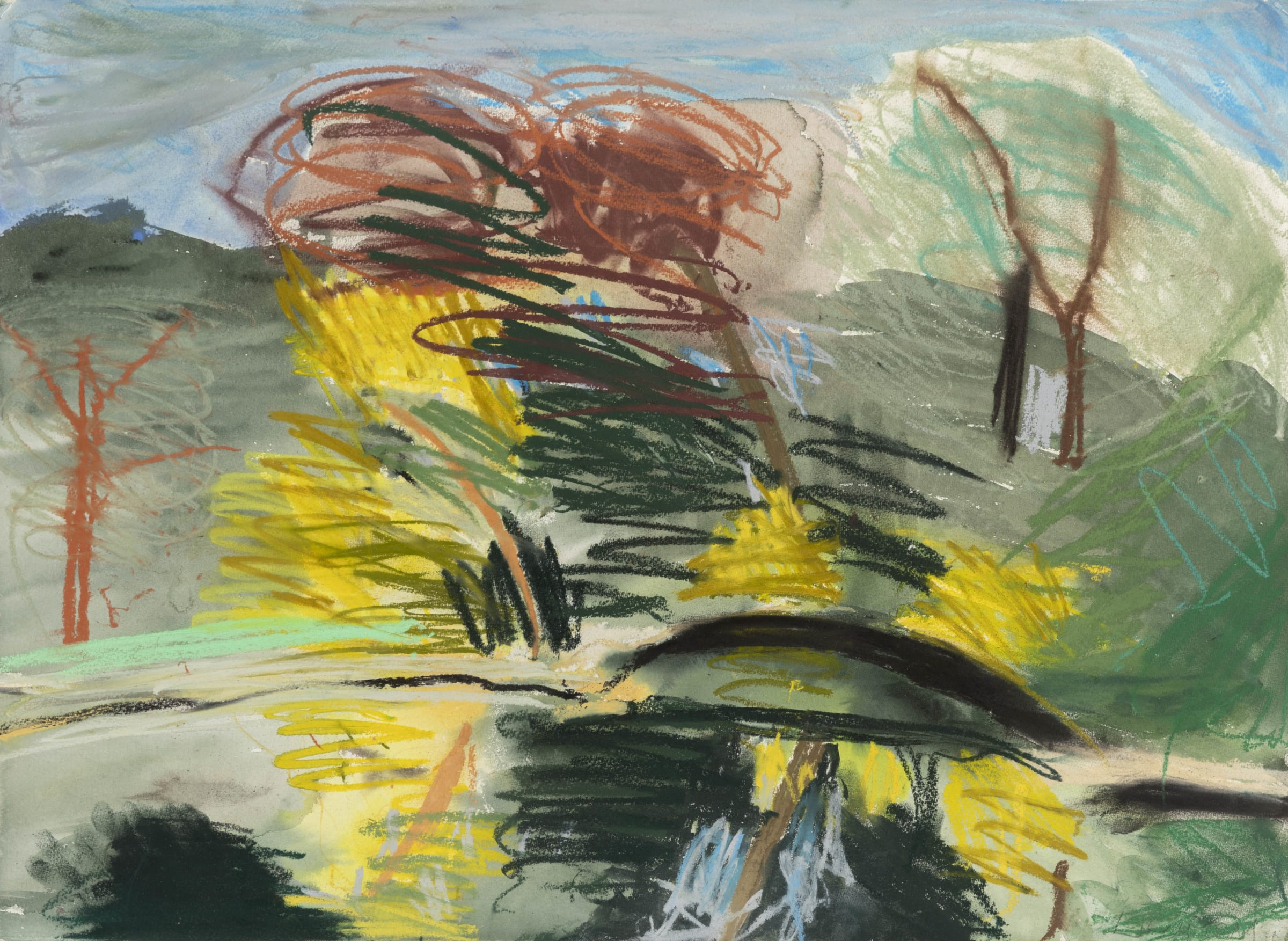 Lucy Jones Works on Paper