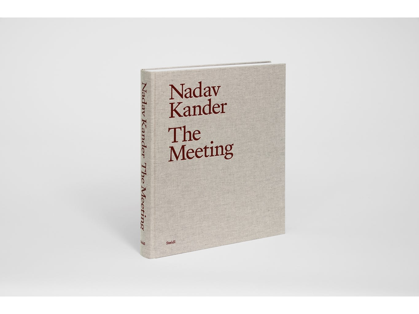 Nadav Kander The Meeting: A National Portrait Gallery Talk