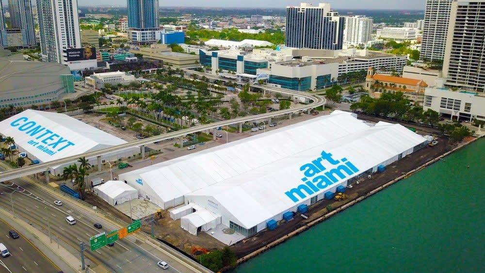 Maddox Gallery returns to Art Miami