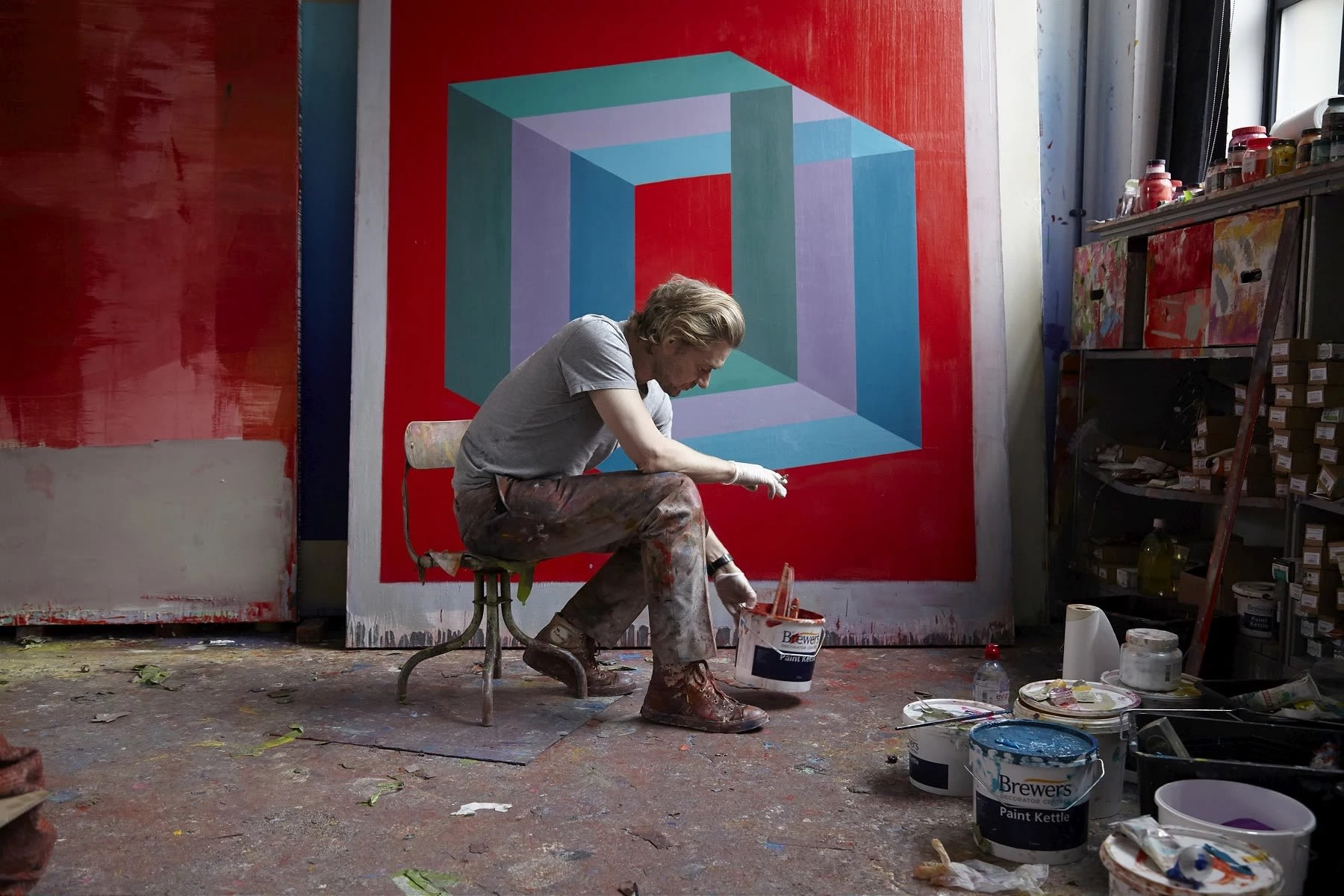 Nostalgia and the North , 3 Things To Know About Harland Miller