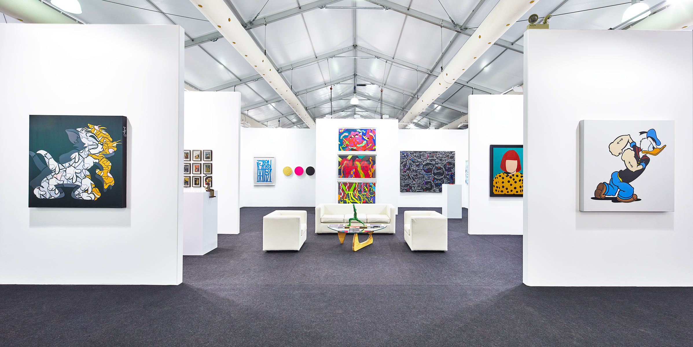 Maddox Gallery returns to Art Central Hong Kong for a second year