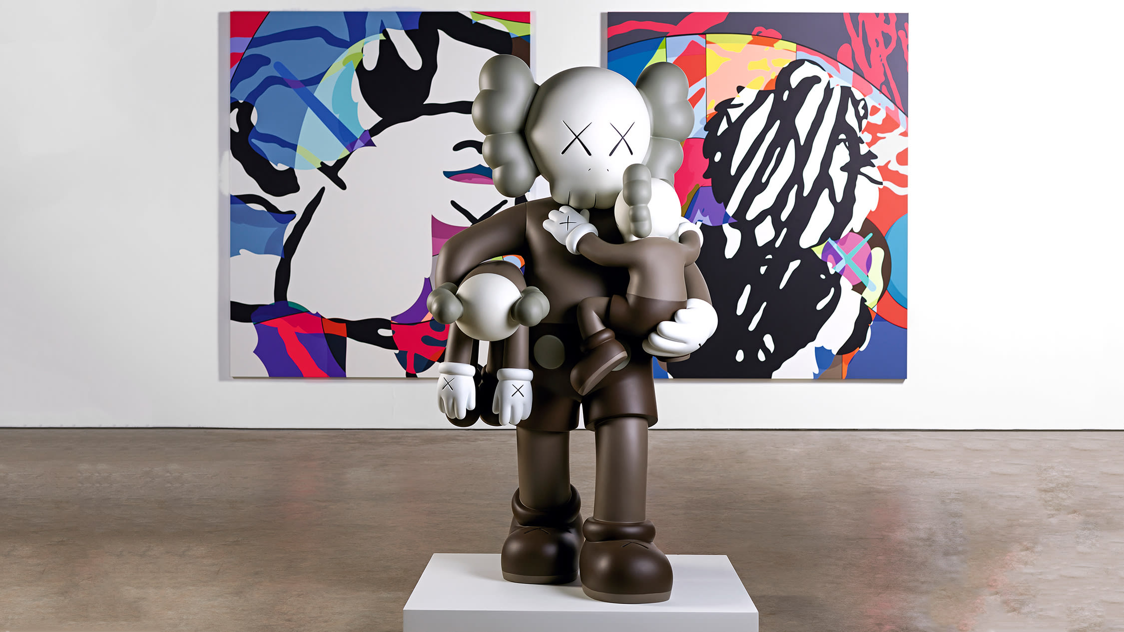 The KAWS phenomenon