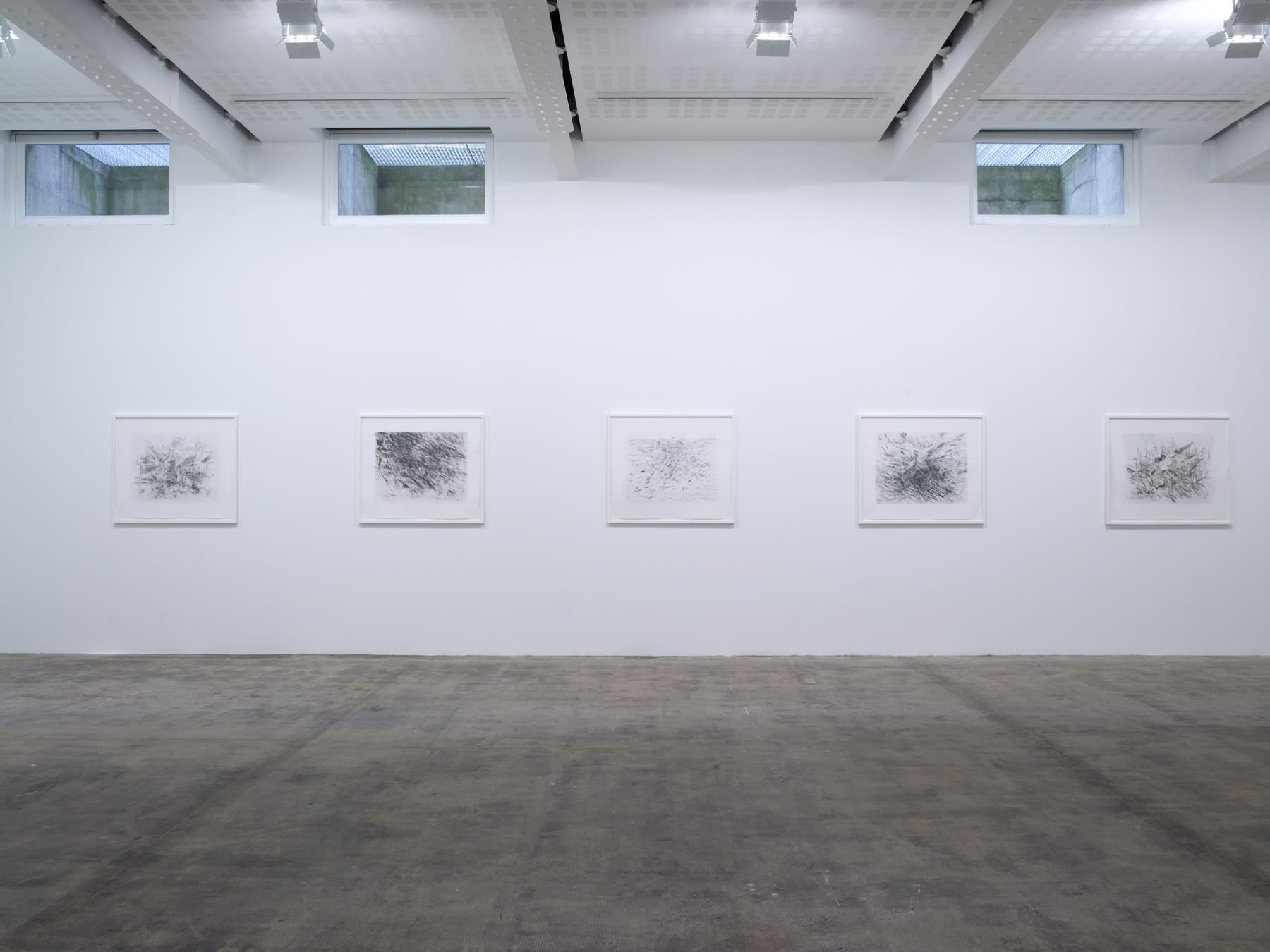 Julie Mehretu Mind, Breath and Beat Drawings