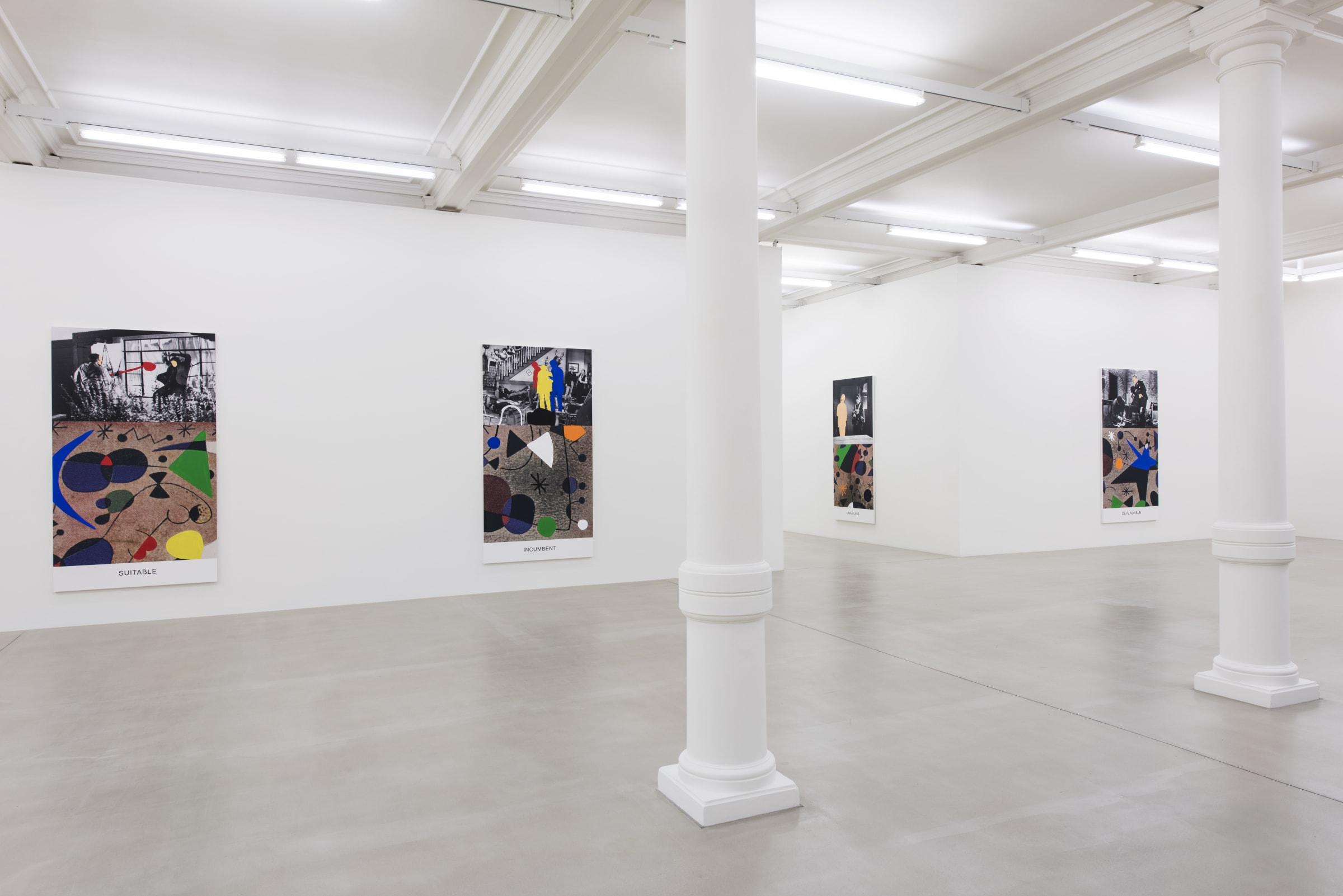 John Baldessari Miró and Life in General