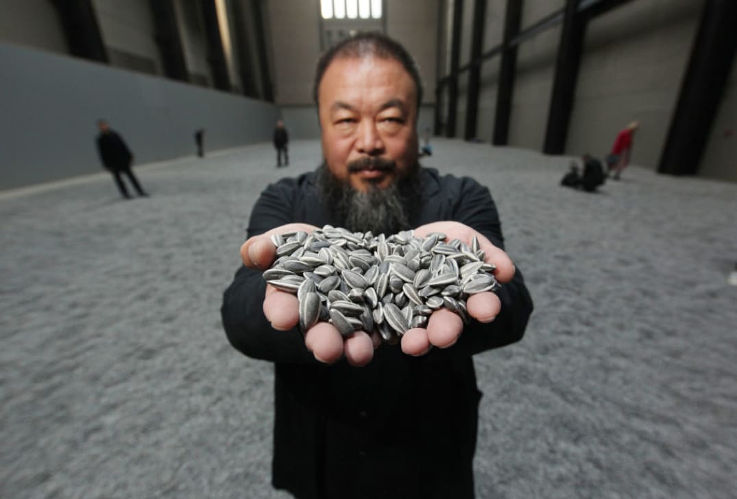 Ai Weiwei: On dissidence and sunflower seeds