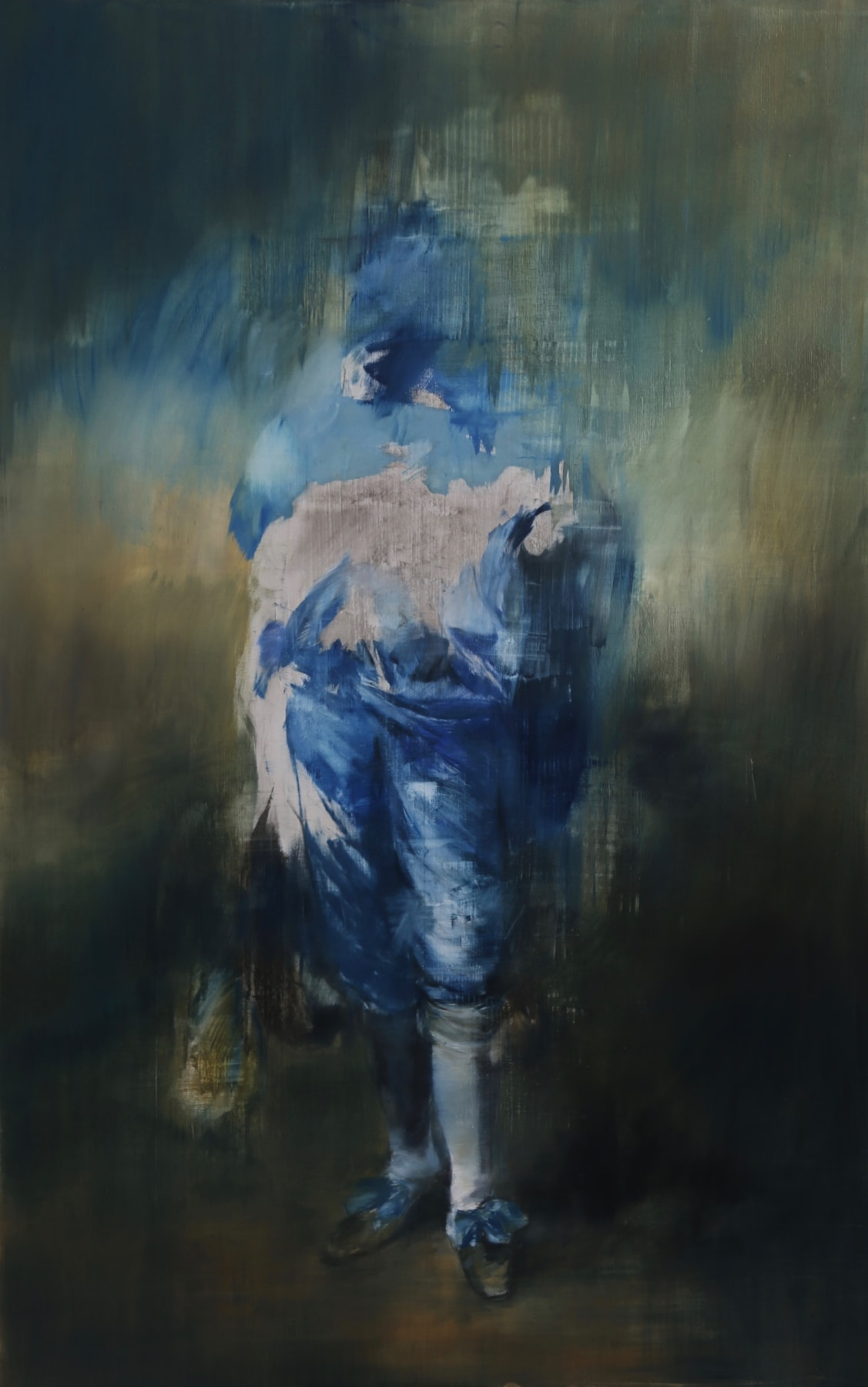 Introducing Jake Wood Evans' Legacy & Disorder