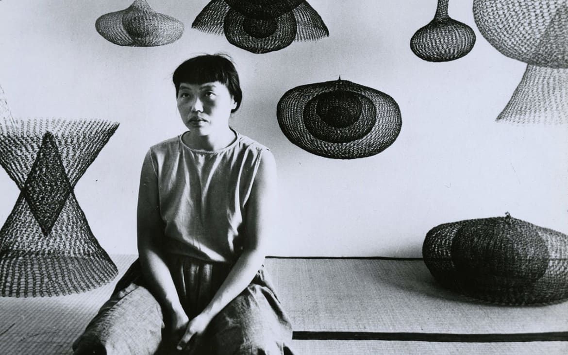 Ruth Asawa: Arts or Crafts