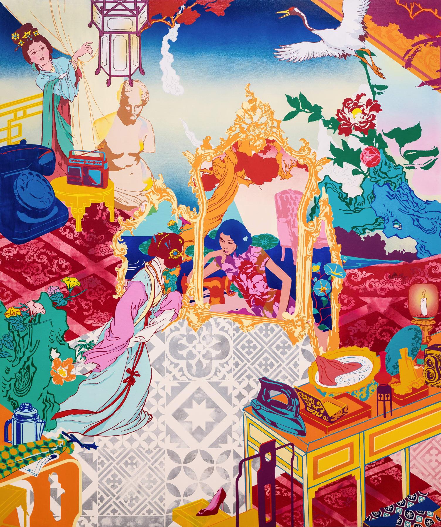 Asian Art Cities