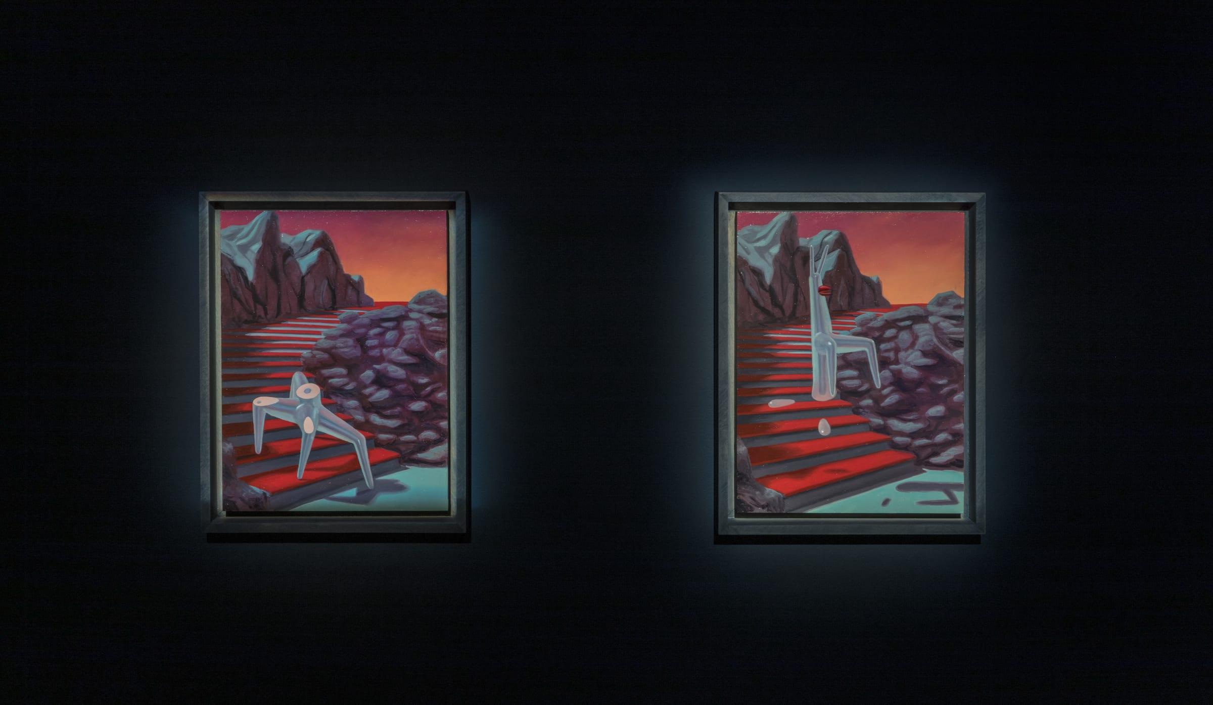 Jeremy Olson, Surrealism, Dadaism and David Lynch