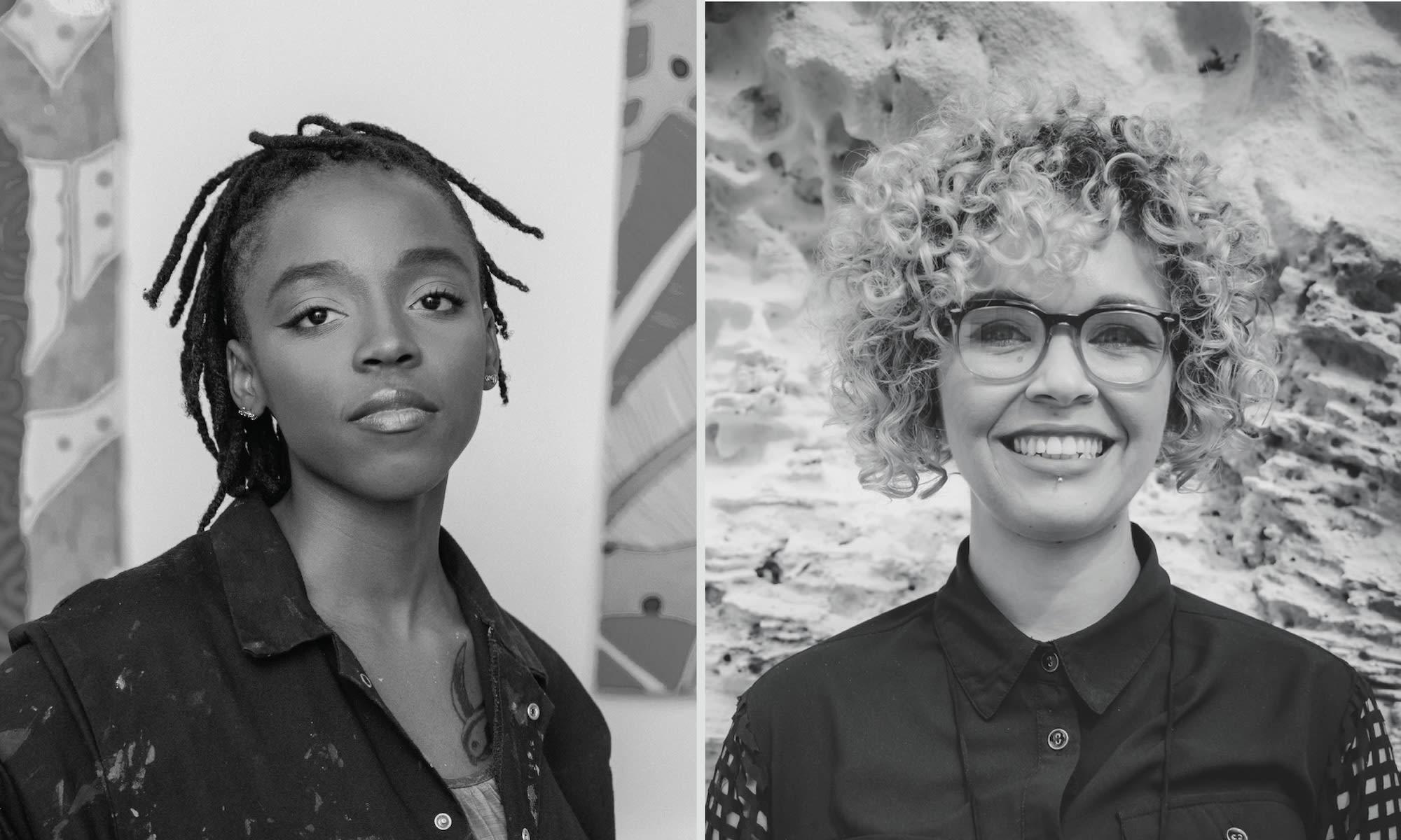 In Conversation: Cydne Jasmin Coleby and Natalie Willis