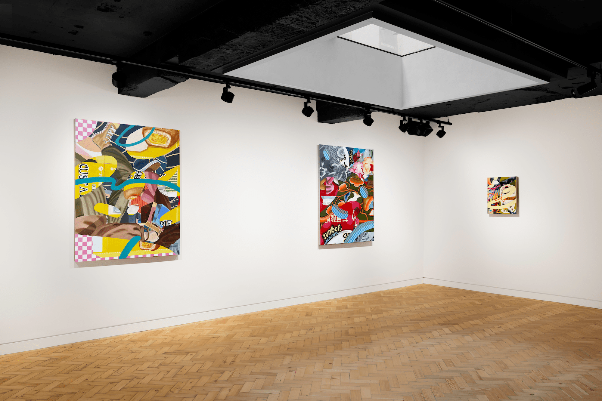 Ziping Wang, James Rosenquist and Consumer Imagery