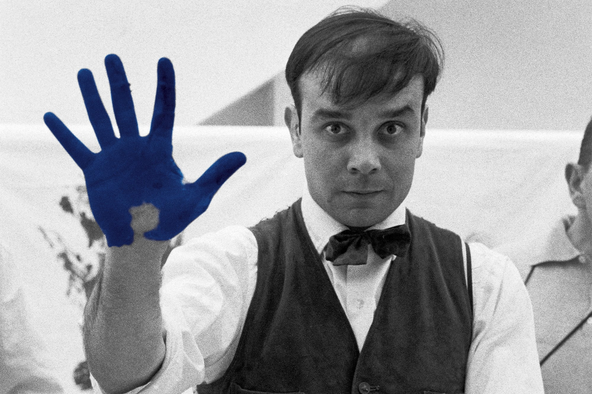 Yves Klein: the agency of colour