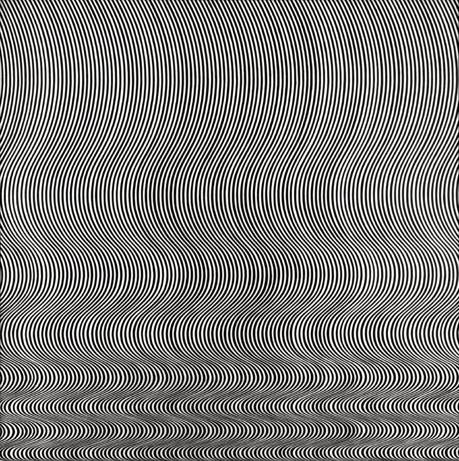 Bridget Riley: visual experiments in illusion