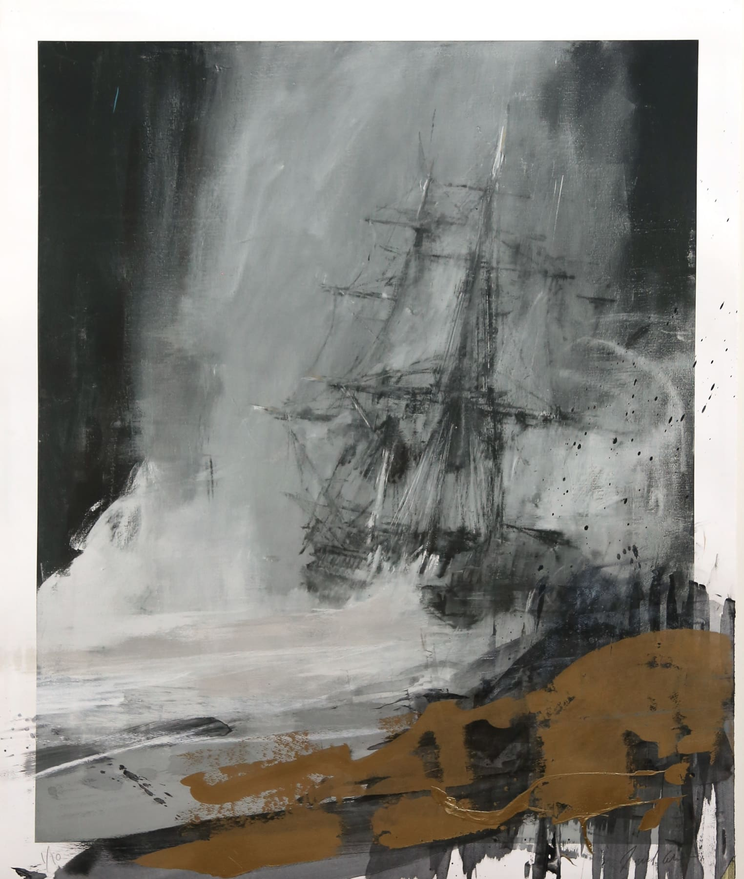 Jake Wood-Evans: reinvigorating maritime art
