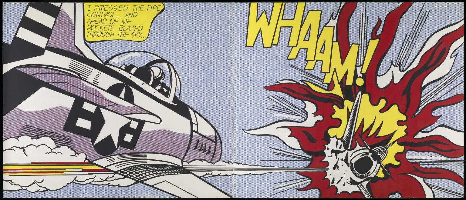 Roy Lichtenstein | Jacky Tsai's U Great