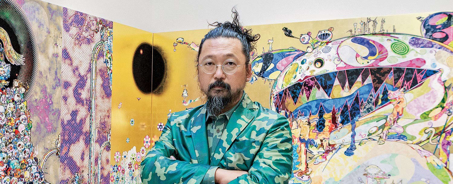 Childhood and commodity culture in Takashi Murakami's art