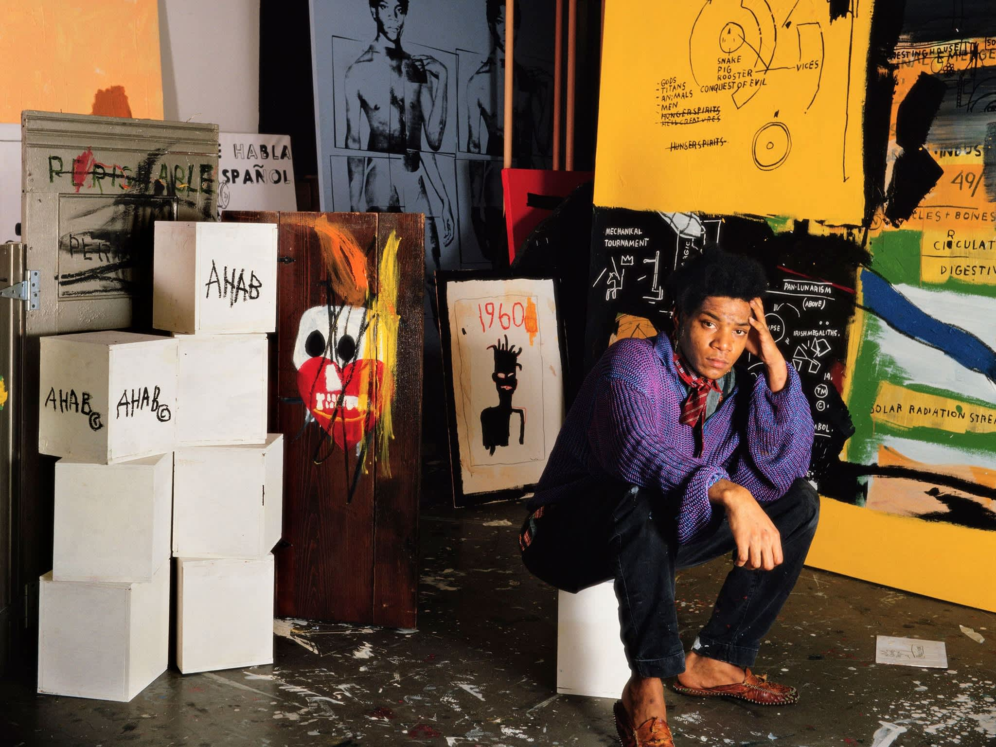 Celebrating the 60th birthday of Jean-Michel Basquiat, On this momentous occasion, we celebrate Basquiat's legacy and outline why his market...
