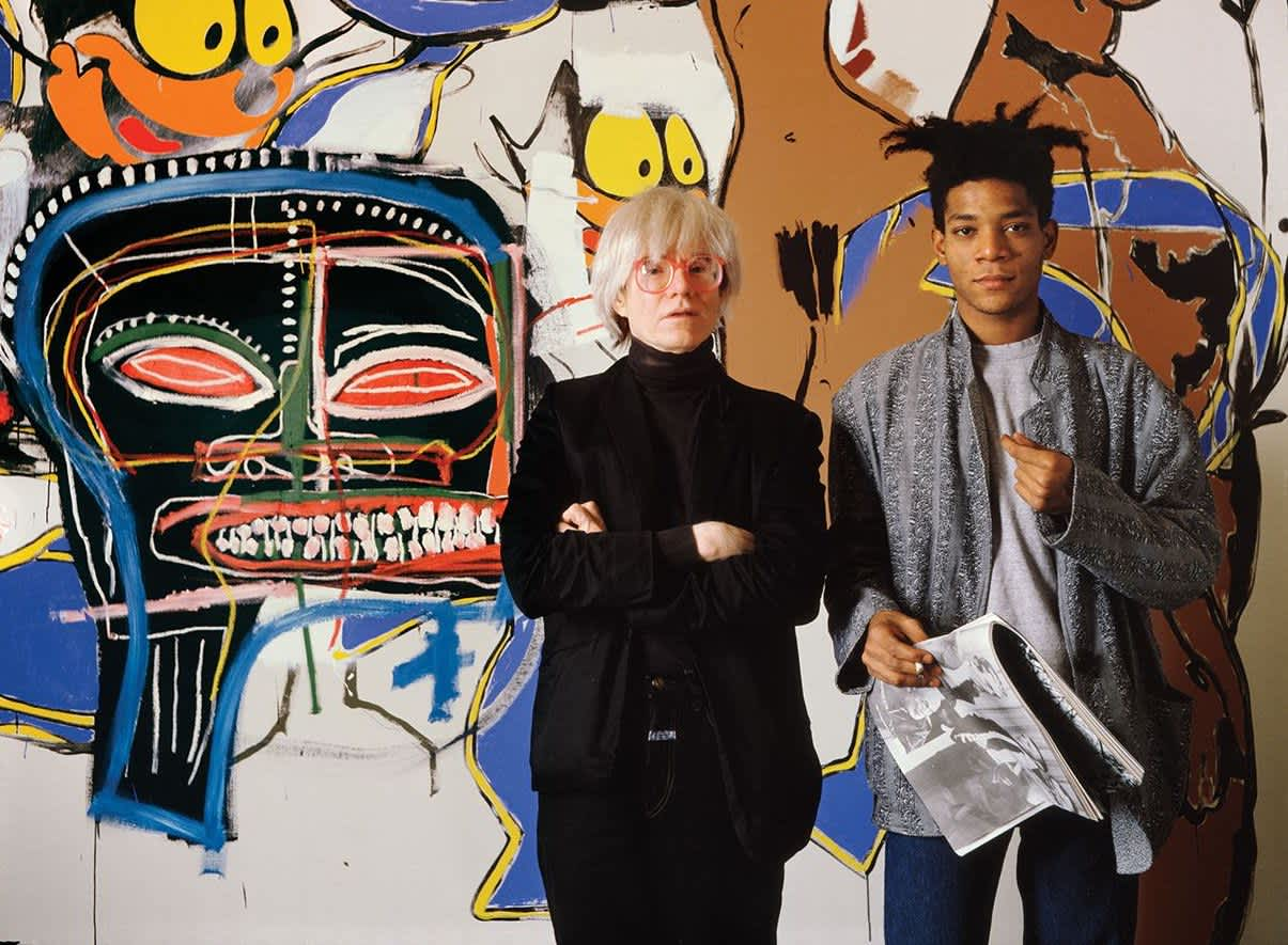 Why 1980s New York Produced Some of The Greatest Artists of the 20th Century , From Basquiat to Haring, we...