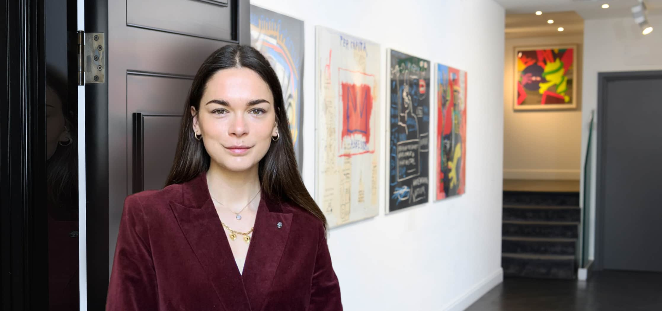 What I Collect and Why with Senior Art Consultant, Florence Whittaker , Maddox Gallery Senior Art Consultant, Florence Whittaker, considers...