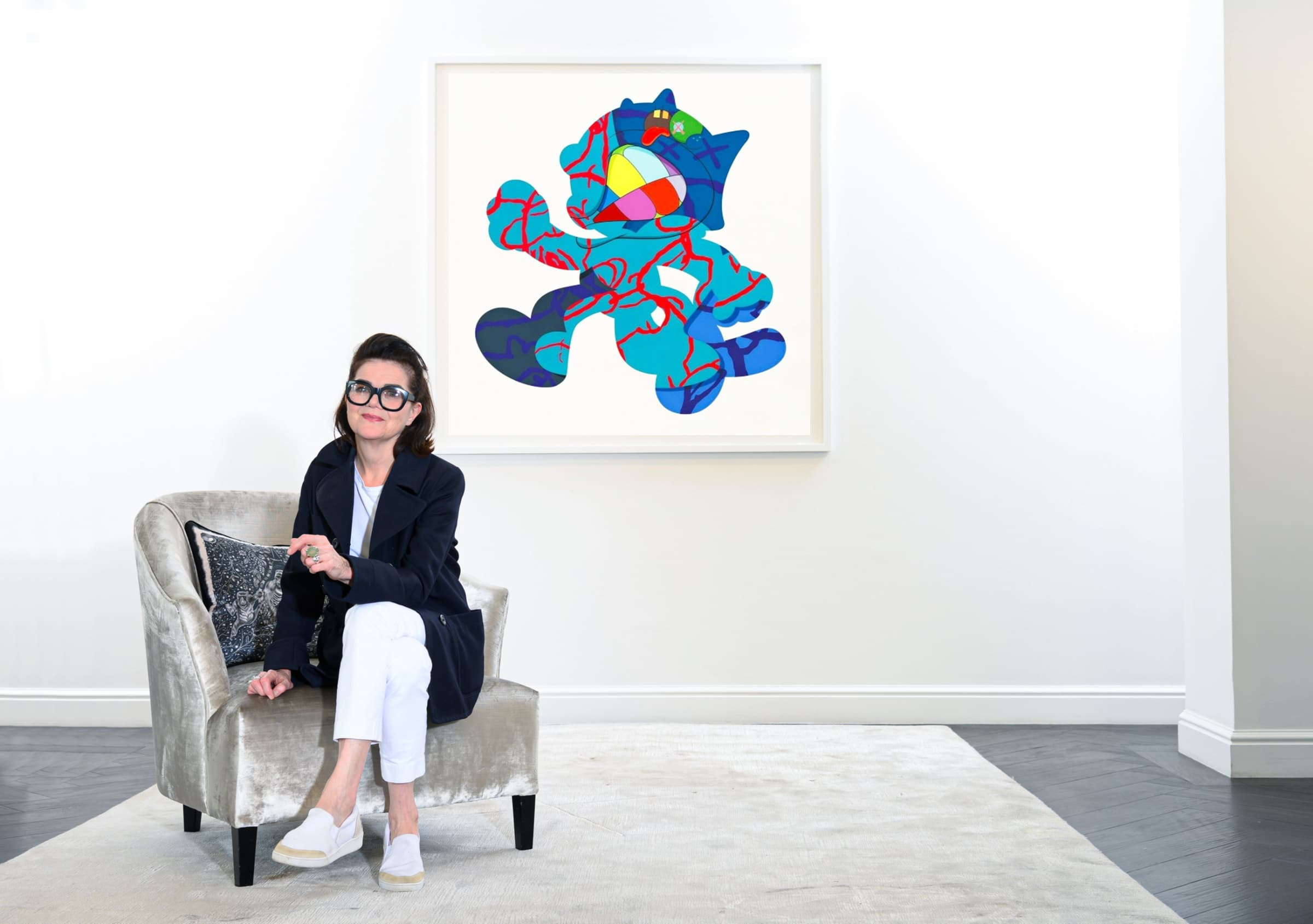 Maddox Artistic Director, Maeve Doyle on Why 2021 Is The Year of KAWS , We speak to Maeve Doyle about...