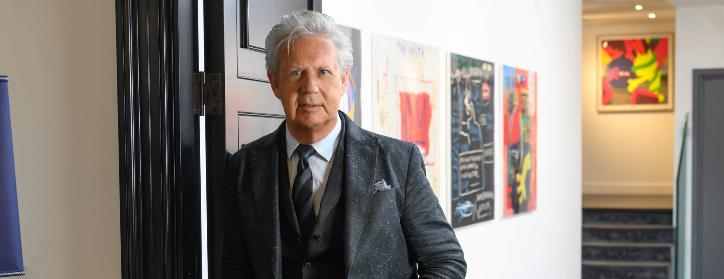 What I Collect and Why with James Nicholls , Maddox Gallery Chairman and avid art collector, James Nicholls, shares his...