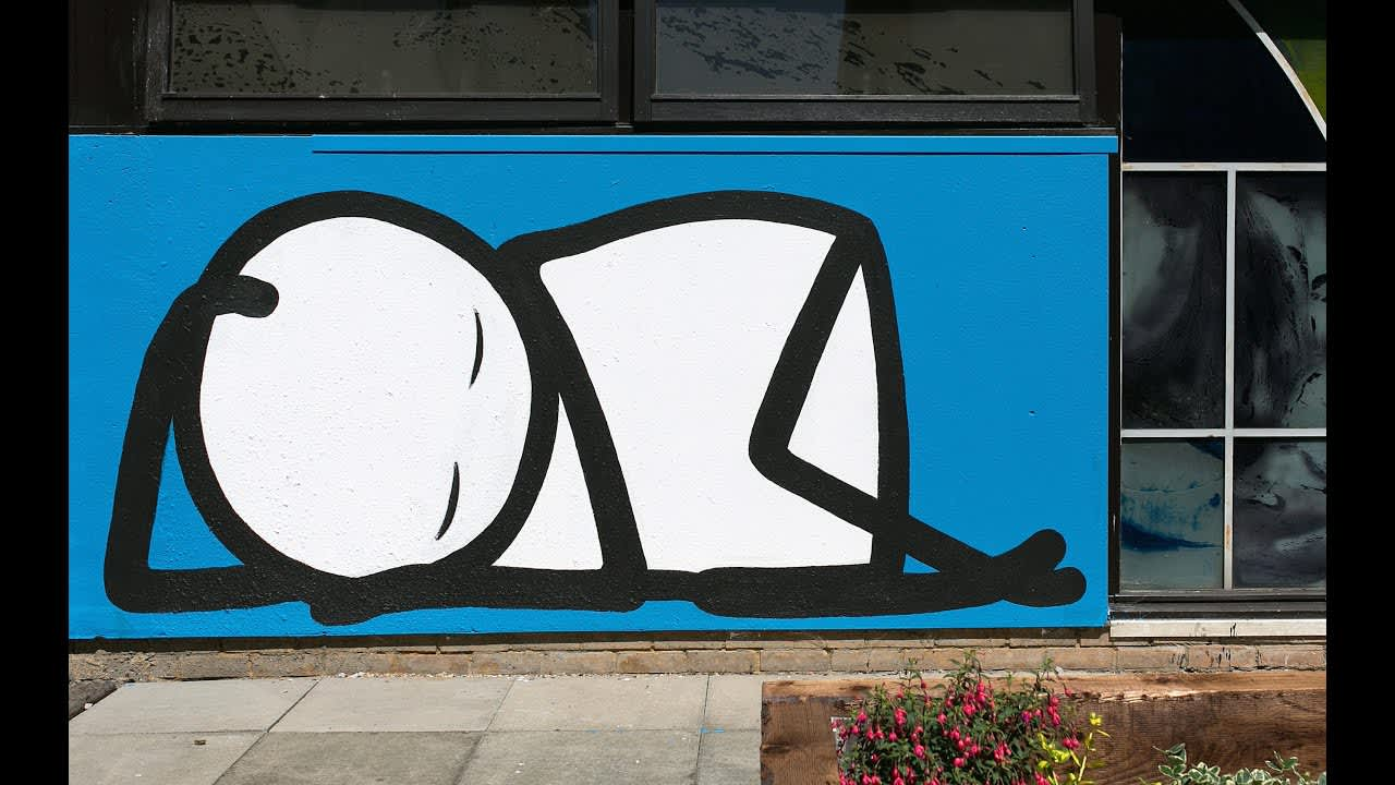 Maddox CEO John Russo on the Rise of STIK, With the street art genre seemingly taking over the contemporary art...