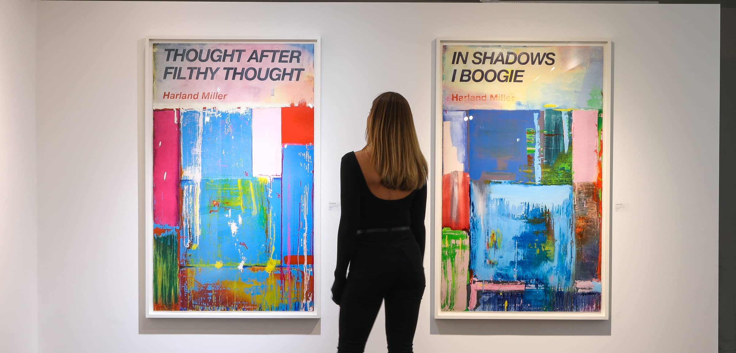 Harland Miller And His Legion Of High-Profile Collectors