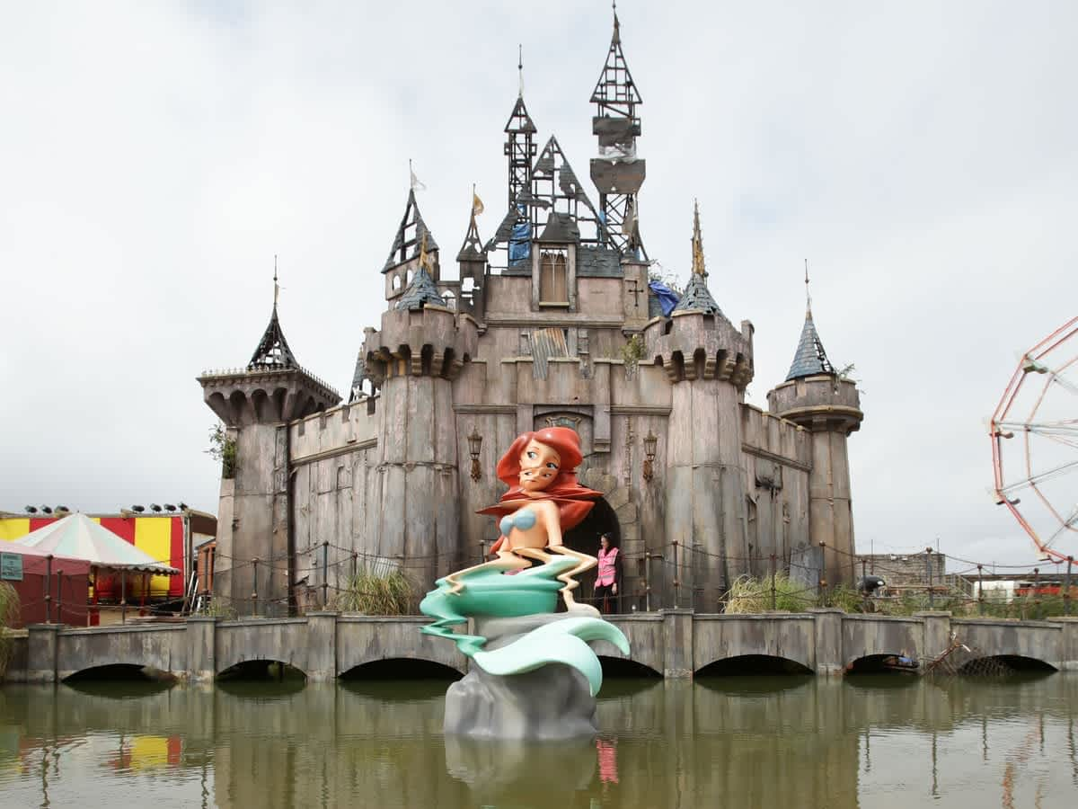 6 Years On: Why Dismaland, The Dystopian Theme Park By Banksy, Still Matters , On the 6 year anniversary of...