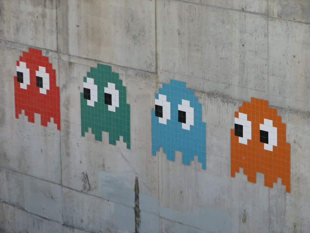 Painting Pixels: Art Inspired by the Digital Realm, We look at the artists tackling the complex realities of the technological...