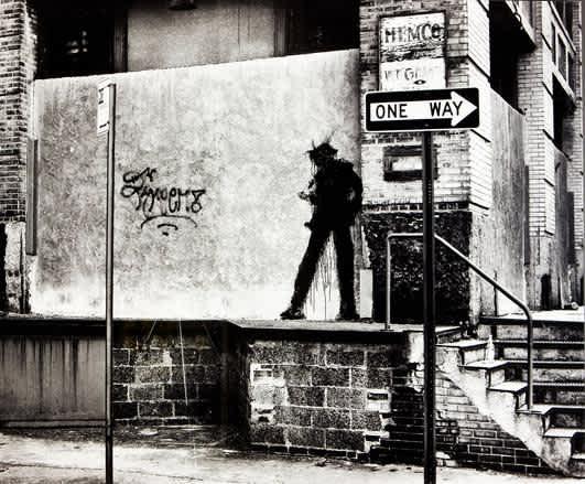 Richard Hambleton - The Artist Who Inspired Haring, Banksy & Basquiat, In celebration of the late street artist's birthday, we...