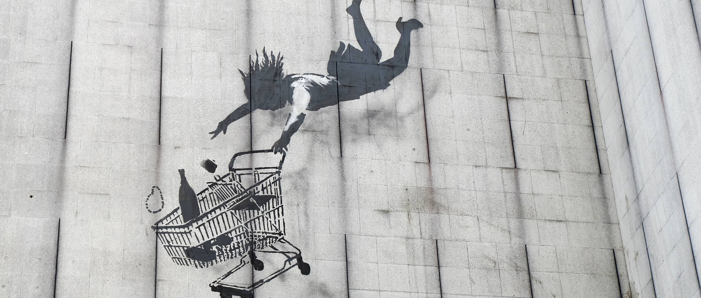 Why the Banksy Market Shows No Sign of Stopping, We look at the anonymous street artist and consider why in...