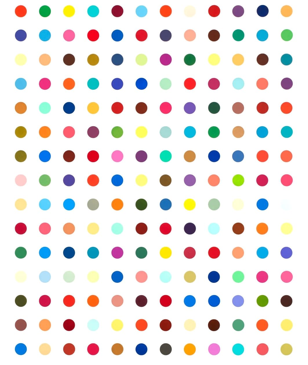 10 Things You Didn't Know About Damien Hirst