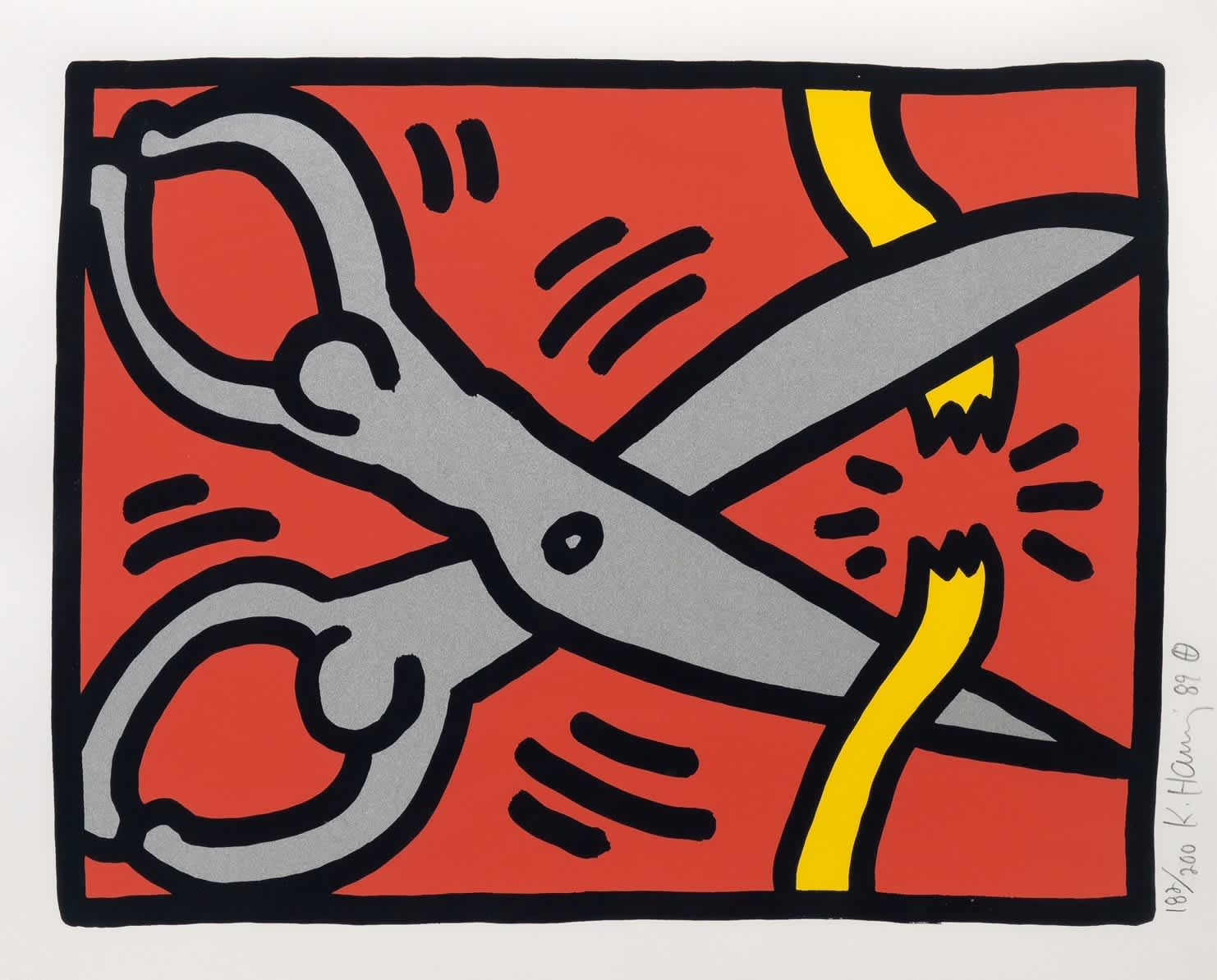 7 Ways Keith Haring Changed The Art World