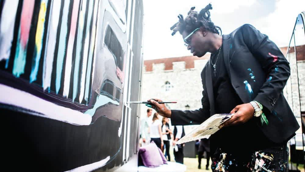 Bradley Theodore to Reunite with Rolls Royce at Goodwood Festival of Speed 2019