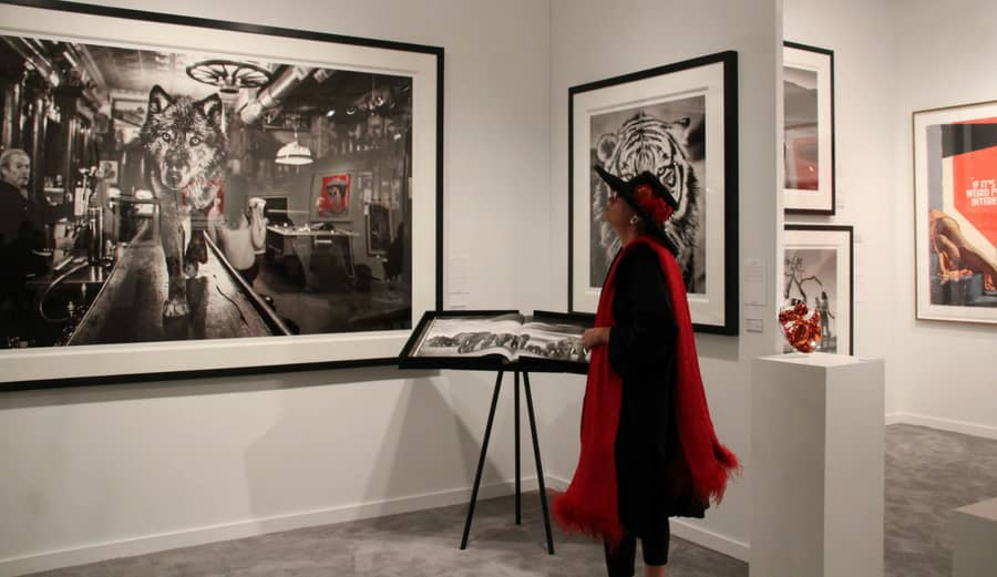 Maddox Gallery at Art Miami