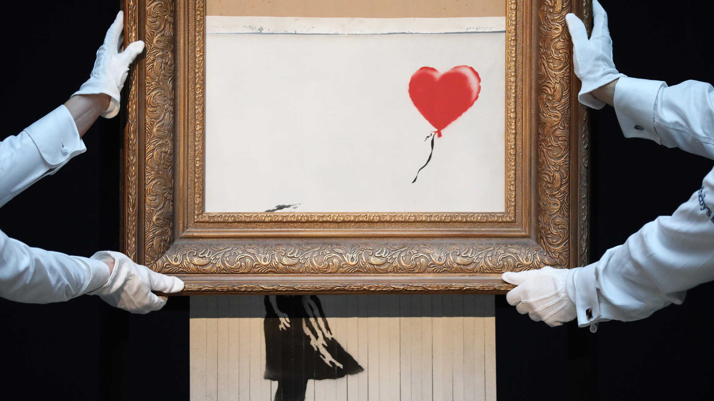 What The Return of Love Is In The Bin To Auction Means For Banksy's Market, We explore the legendary moment...