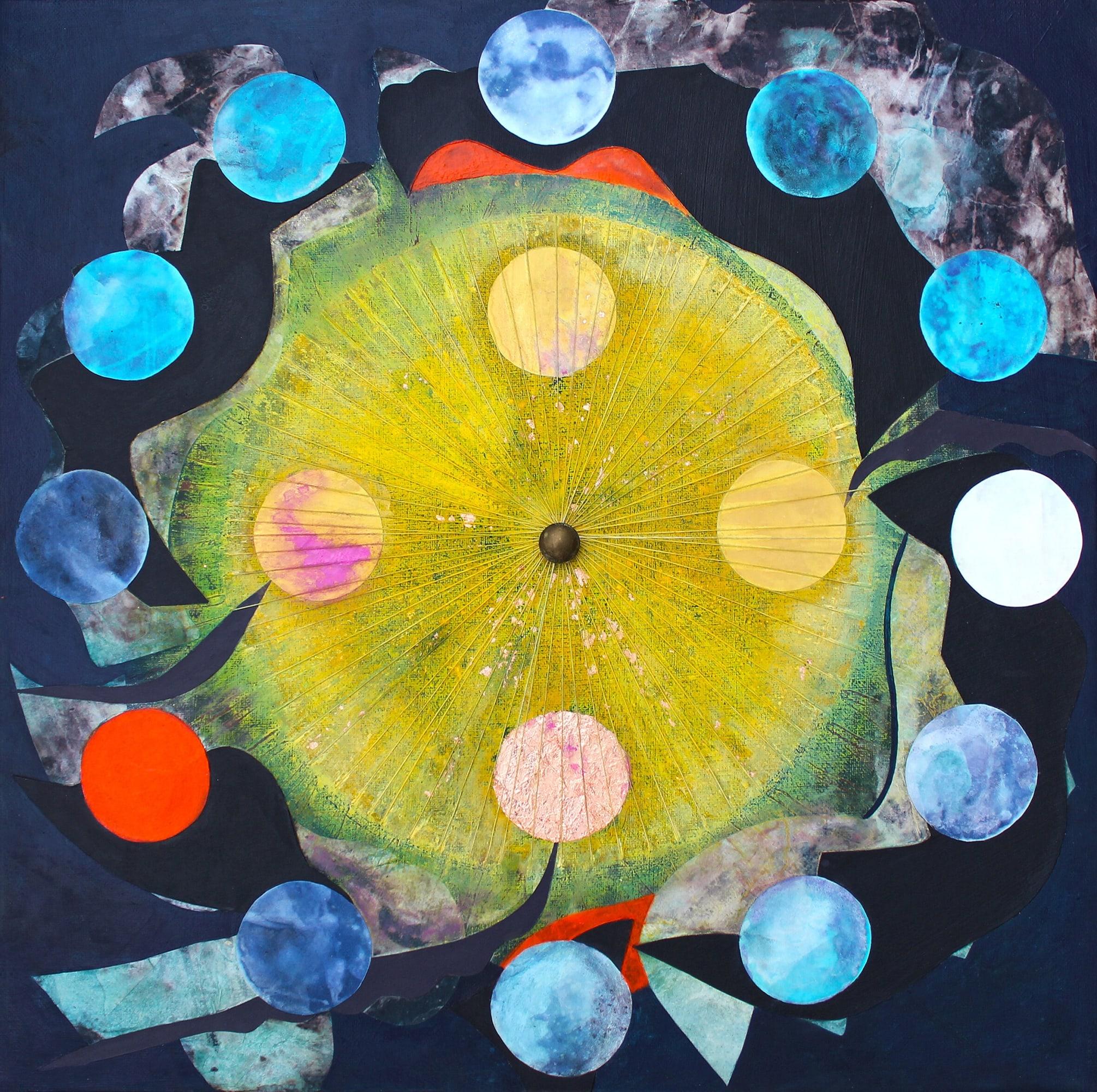 Tiffanie Delune - Seeds of Light