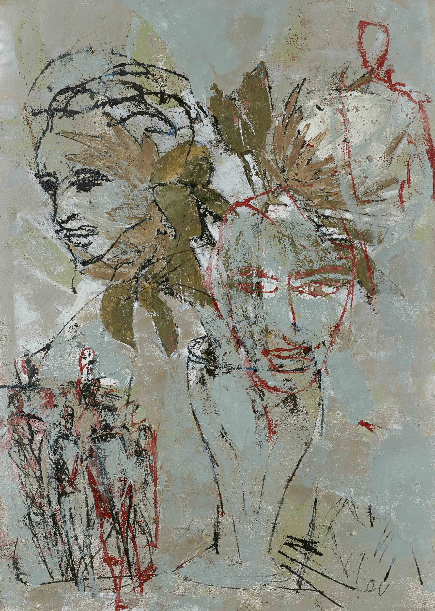 """<span class=""""link fancybox-details-link""""><a href=""""/exhibitions/12/works/artworks4309/"""">View Detail Page</a></span><div class=""""artist""""><strong>Louise Almon</strong></div><div class=""""title""""><em>The Gift II</em>, 2017</div><div class=""""medium"""">Printing ink on Fabriano</div><div class=""""dimensions"""">700x500mm</div>"""