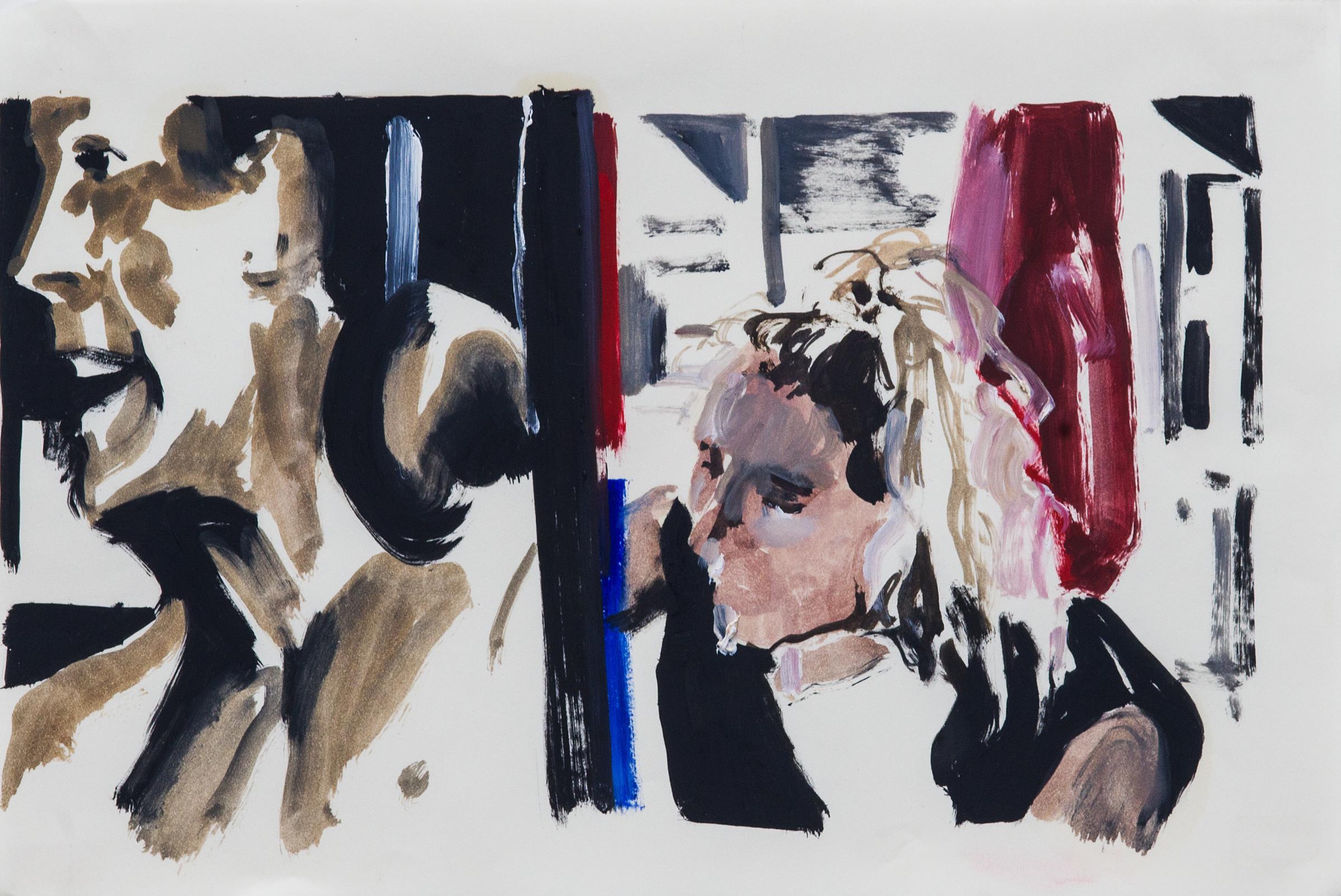 "<span class=""link fancybox-details-link""><a href=""/exhibitions/40/works/artworks1930/"">View Detail Page</a></span><div class=""artist""><strong>Eleanor Watson</strong></div><div class=""title""><em>Juliette study</em>, 2017</div><div class=""medium"">Oil on paper</div><div class=""dimensions"">20 x 30 cm<br>7 7/8 x 11 3/4 in.</div>"