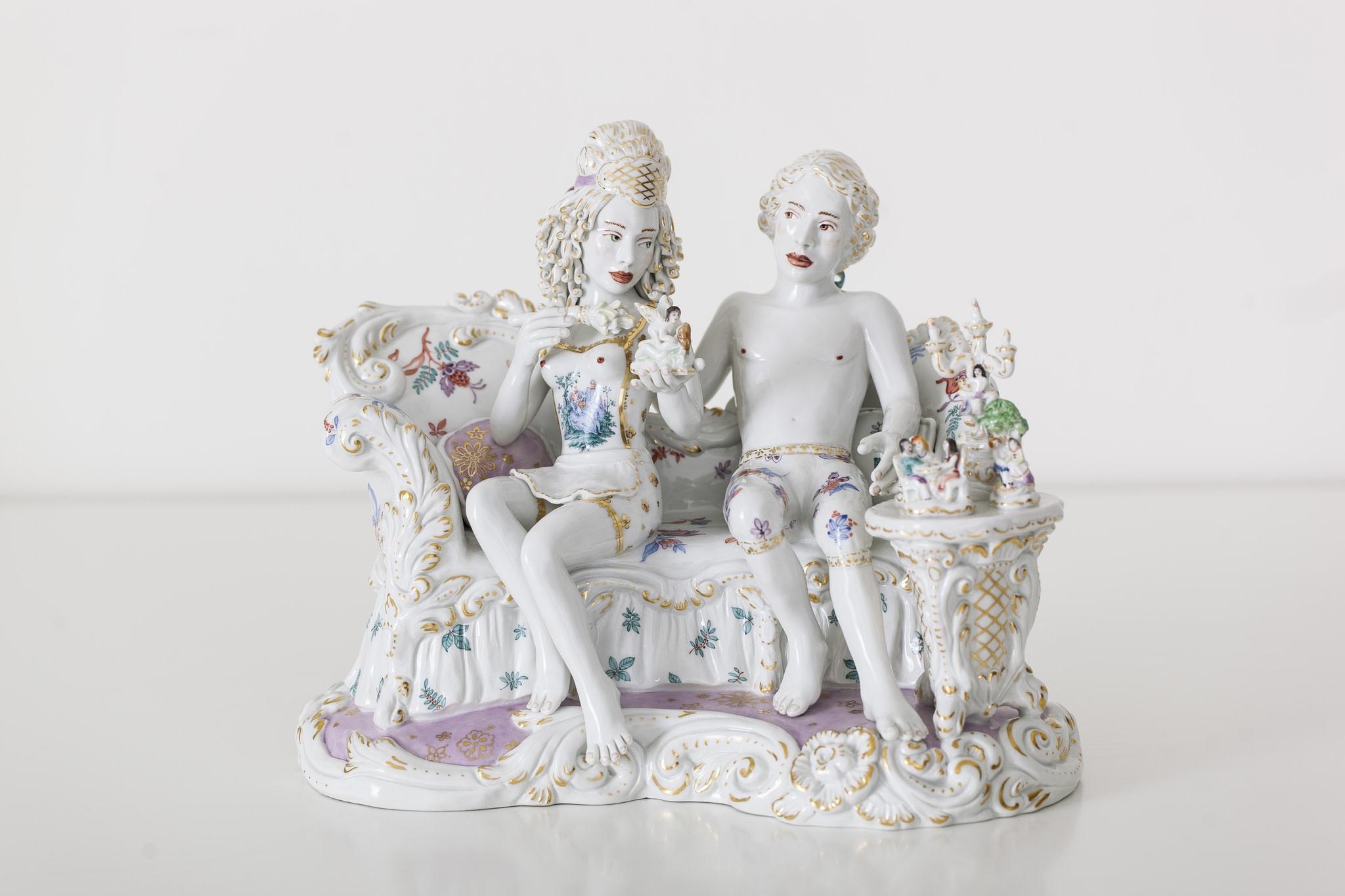 """<span class=""""link fancybox-details-link""""><a href=""""/exhibitions/25/works/artworks329/"""">View Detail Page</a></span><div class=""""artist""""><strong>Chris Antemann</strong></div><div class=""""title""""><em>Delicate Domain</em>, 2014</div><div class=""""medium"""">Meissen Porcelain</div><div class=""""dimensions"""">26 x 32 x 20 cm<br>10 1/4 x 12 5/8 x 7 7/8 in.</div><div class=""""edition_details"""">Edition of 25 plus 2 artist's proofs</div>"""