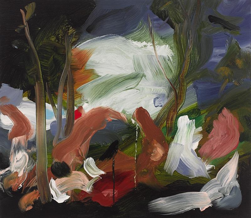 "<span class=""link fancybox-details-link""><a href=""/exhibitions/11/works/artworks60/"">View Detail Page</a></span><div class=""artist""><strong>Elise Ansel</strong></div><div class=""title""><em>Andrians II</em>, 2016</div><div class=""medium"">Oil on Linen</div><div class=""dimensions"">53.3 x 61 cm<br>21 x 24 in.</div>"