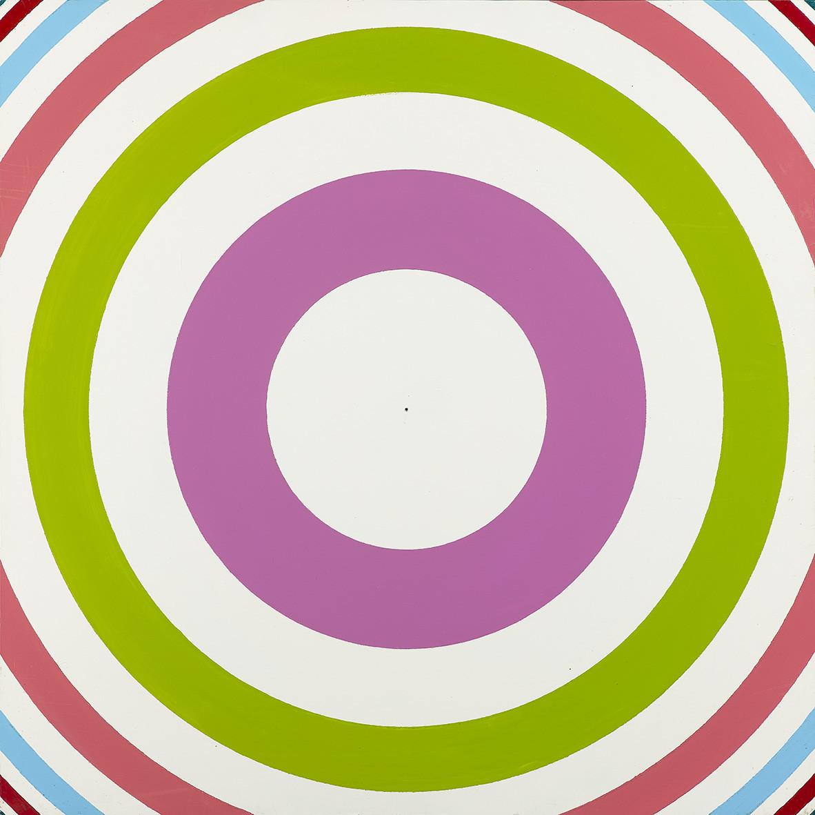 "<span class=""link fancybox-details-link""><a href=""/exhibitions/143/works/artworks11011/"">View Detail Page</a></span><div class=""artist""><strong> Poul Gernes</strong></div><div class=""title""><em>Untitled (Target painting)</em>, 1966-1970</div><div class=""medium"">enamel paint on masonite</div><div class=""dimensions"">91.0 x 91.0 cm<br>35 13/16 x 35 13/16 in</div>"