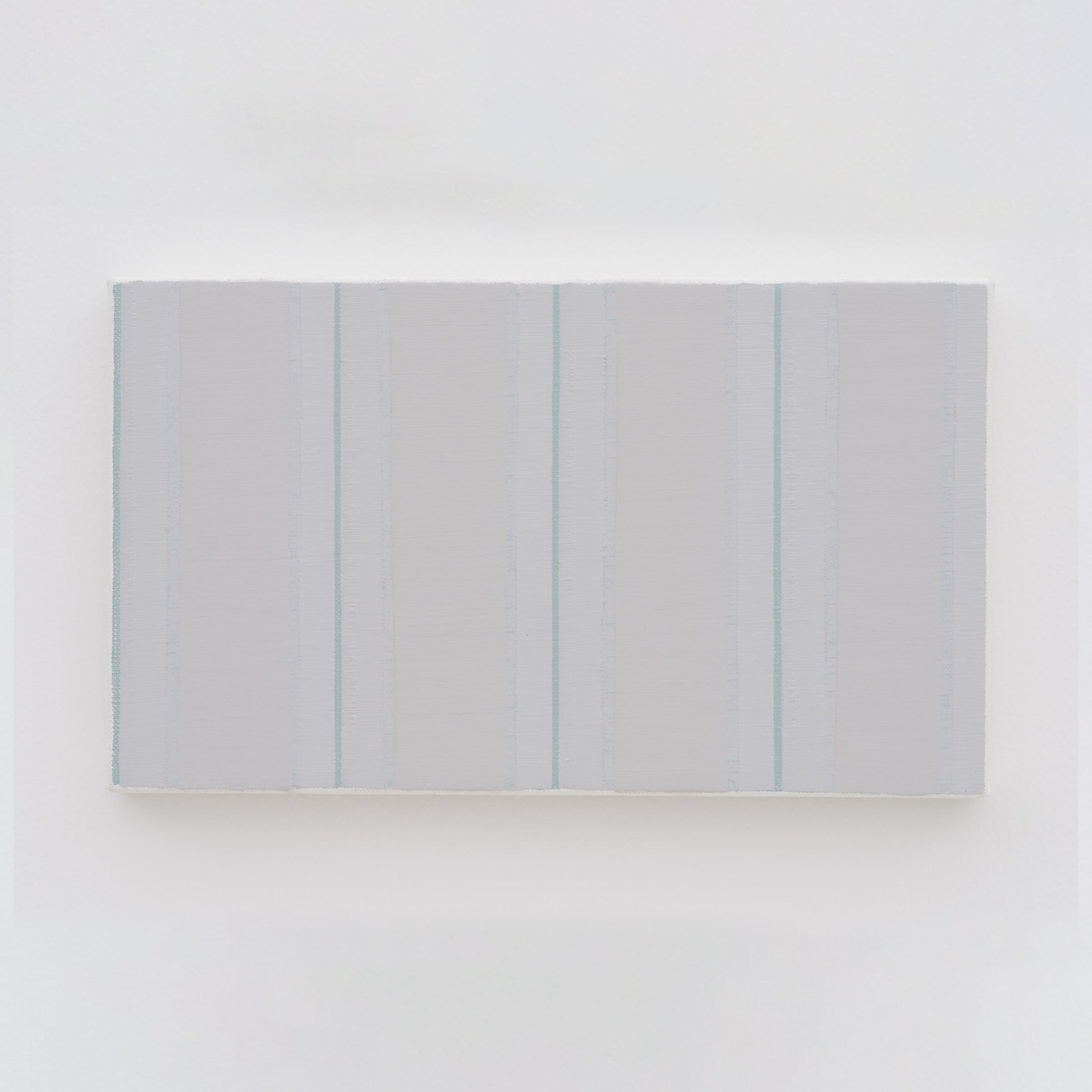 "<span class=""link fancybox-details-link""><a href=""/exhibitions/172/works/artworks16574/"">View Detail Page</a></span><div class=""artist""><strong>Yui Yaegashi</strong></div><div class=""title""><em>white-grey-black No.6</em>, 2019</div><div class=""medium"">oil on canvas</div><div class=""dimensions"">16,5 x 28 cm</div>"