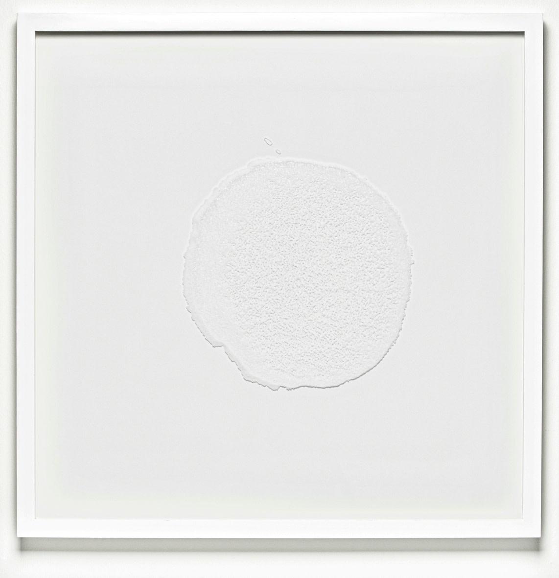 """<span class=""""link fancybox-details-link""""><a href=""""/exhibitions/129/works/artworks9039/"""">View Detail Page</a></span><div class=""""artist""""><strong>RAGNA RÓBERTSDÓTTIR</strong></div><div class=""""title""""><em>Mindscape (salt)</em>, 2013</div><div class=""""medium"""">sea salt on glass</div><div class=""""dimensions"""">72.0 x 72.0 x 4.5 cm<br>28 1/8 x 28 1/8 x 1 1/4 in</div>"""