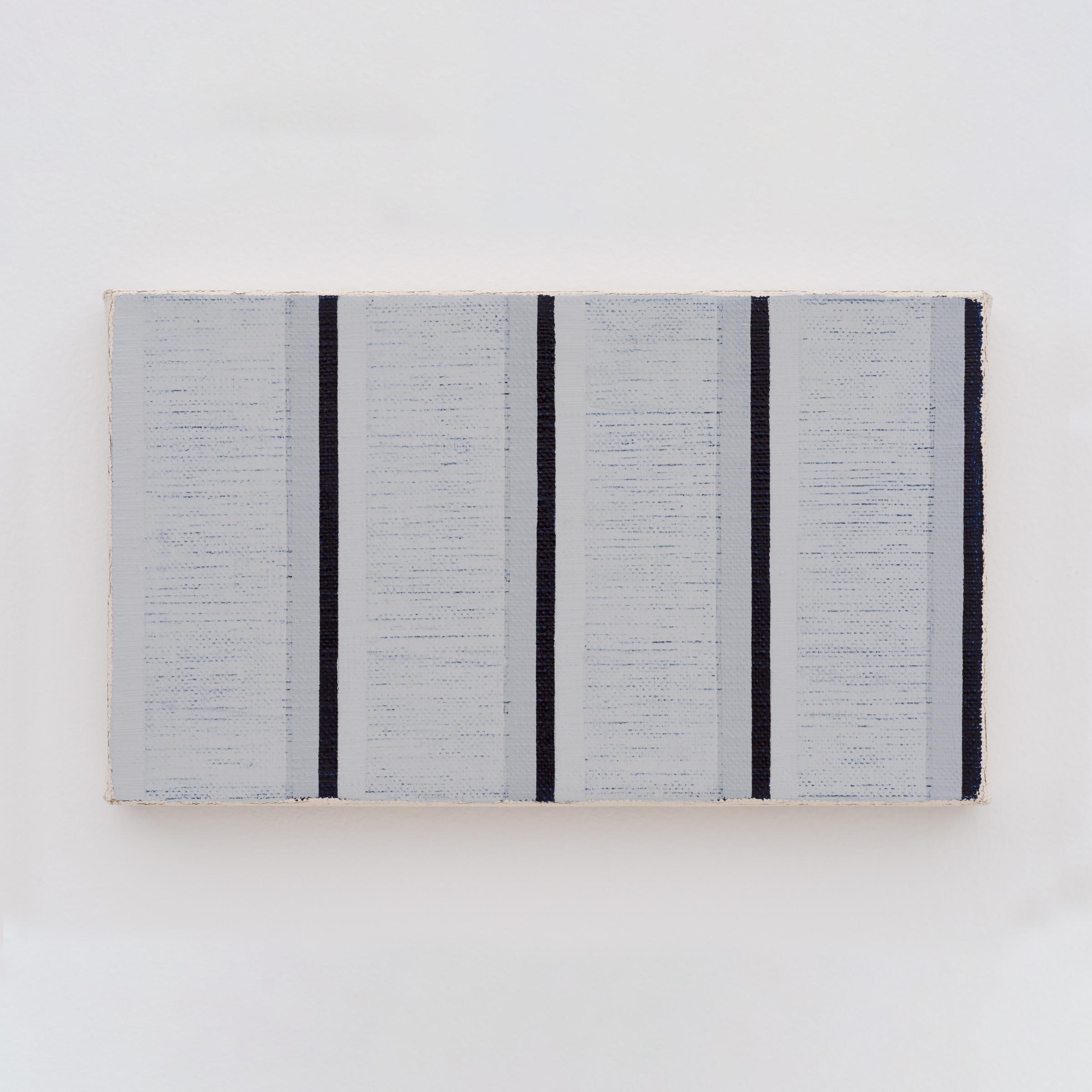 "<span class=""link fancybox-details-link""><a href=""/exhibitions/172/works/artworks16575/"">View Detail Page</a></span><div class=""artist""><strong>Yui Yaegashi</strong></div><div class=""title""><em>white-grey-black No.5</em>, 2019</div><div class=""medium"">oil on canvas</div><div class=""dimensions"">16,5 x 28 cm</div>"