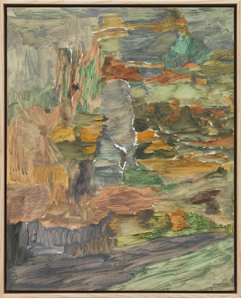 "<span class=""link fancybox-details-link""><a href=""/exhibitions/155/works/artworks13078/"">View Detail Page</a></span><div class=""artist""><strong>Andreas Eriksson</strong></div><div class=""title""><em>Wasserfarbe</em>, 2014</div><div class=""medium"">oil on canvas</div><div class=""dimensions"">framed: 52,7 x 42,5 cm</div>"