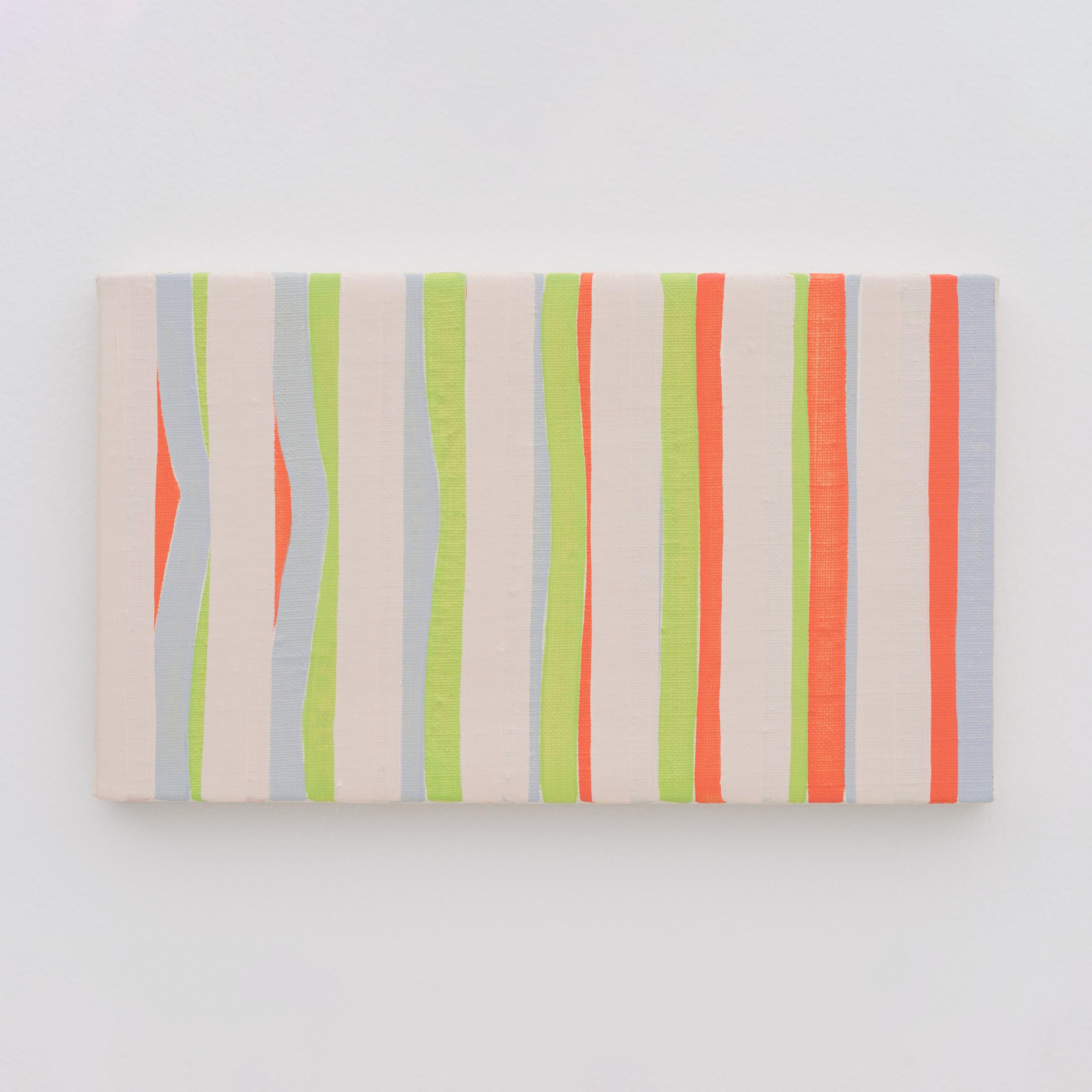 "<span class=""link fancybox-details-link""><a href=""/exhibitions/172/works/artworks16578/"">View Detail Page</a></span><div class=""artist""><strong>Yui Yaegashi</strong></div><div class=""title""><em><-<--></em>, 2019</div><div class=""medium"">oil on canvas</div><div class=""dimensions"">16,5 x 28 cm</div>"