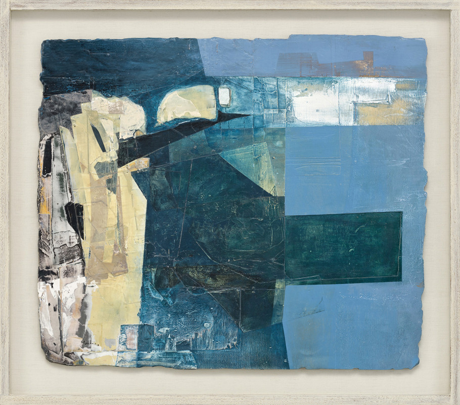 <span class=&#34;link fancybox-details-link&#34;><a href=&#34;/exhibitions/21/works/artworks942/&#34;>View Detail Page</a></span><div class=&#34;signed_and_dated&#34;>signed and dated 2018<br /> titled verso</div> <div class=&#34;medium&#34;>acrylic and jesmonite on poplar panel</div> <div class=&#34;dimensions&#34;>60 x 70 cms (23.5 x 27.5 ins)<br /> framed: 72 x 83 cms (28.5 x 32.5 ins)</div>