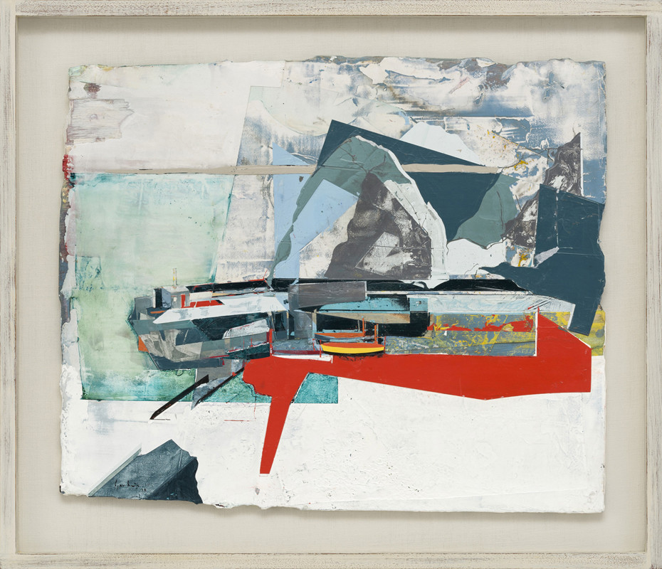 <span class=&#34;link fancybox-details-link&#34;><a href=&#34;/exhibitions/21/works/artworks921/&#34;>View Detail Page</a></span><div class=&#34;signed_and_dated&#34;>signed and dated 2018<br /> titled verso</div> <div class=&#34;medium&#34;>acrylic and jesmonite on poplar panel</div> <div class=&#34;dimensions&#34;>50 x 60 cms (19.5 x 23.5 ins)<br /> framed: 62 x 72 cms (24.5 x 28.5 ins)</div>