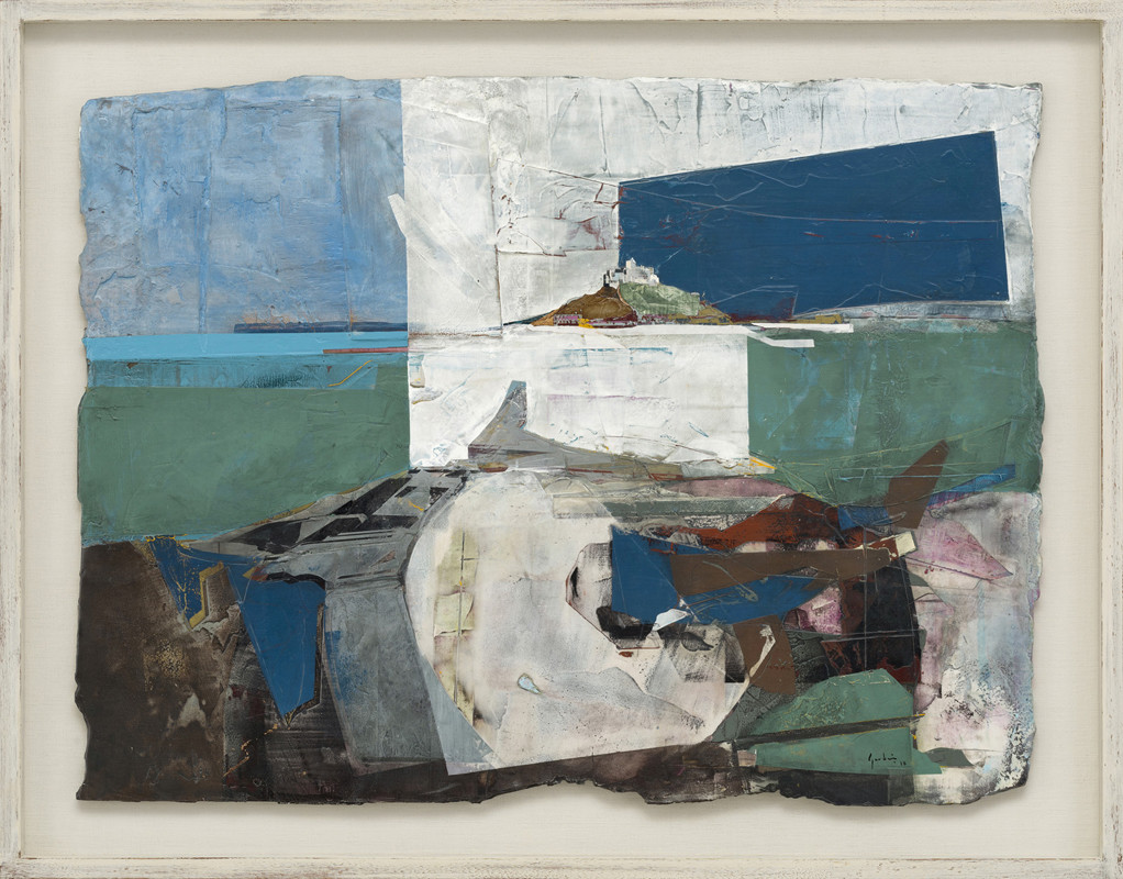 <span class=&#34;link fancybox-details-link&#34;><a href=&#34;/exhibitions/21/works/artworks928/&#34;>View Detail Page</a></span><div class=&#34;signed_and_dated&#34;>signed and dated 2018<br /> titled verso</div> <div class=&#34;medium&#34;>acrylic and jesmonite on poplar panel</div> <div class=&#34;dimensions&#34;>60 x 80 cms (23.5 x 31.5 ins)<br /> framed: 72 x 93 cms (28.5 x 36.5 ins)</div>